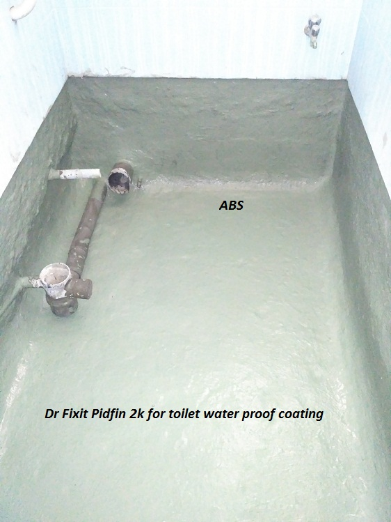 Dr Fixit Waterproofing Bathrooms