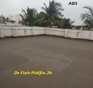 Dr Fixit Pidifin 2k for small terrace