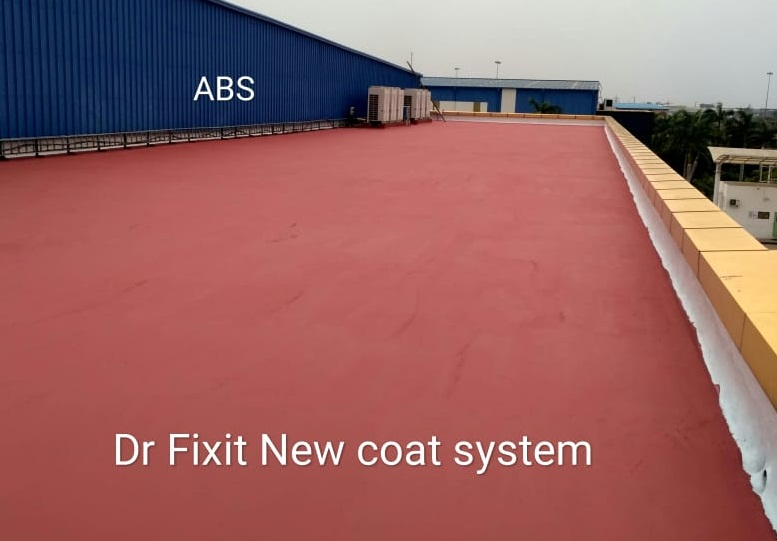 Dr Fixit New Coat